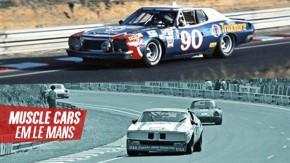 La Sarthe, 1976: quando dois carros da Nascar correram nas 24 Horas de Le Mans