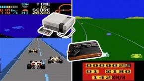 A evolução dos games de corrida, parte 2: a era de ouro dos arcades e a chegada dos consoles