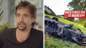 Richard Hammond conta tudo sobre seu acidente com o Rimac Concept One