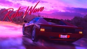 Pegue sua Ferrari Testarossa e embarque no mundo do Retrowave