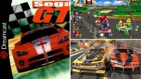 Os games de corrida mais legais de 128 bits – Parte final
