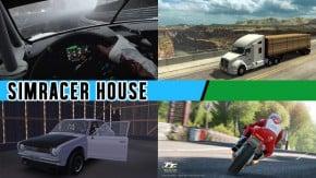 Project CARS 2 com deformação visual dos pneus, DLC do Novo México em American Truck Simulator, prévias do TT Isle of Man – The Game e mais!