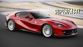 Ferrari 812 Superfast: as primeiras impressões do monstruoso GT e de seu V12 de 800 cv