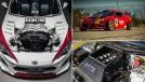 Os melhores engine swaps envolvendo o Toyota 86 / Subaru BRZ