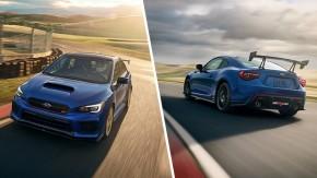 Subaru apresenta WRX STi Type RA e BRZ tS (que ainda não ganhou um turbo)