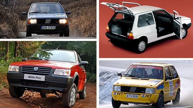 Por que o Fiat Uno merece todo o seu respeito
