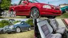 XR3: como a Ford transformou o Escort em um esportivo