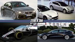 """BMW M2 CS terá 407 cv, Ferrari pode estar desenvolvendo um SUV, Fórmula 1 irá testar """"para-brisa"""" em Silverstone e mais!"""