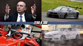 Governo pretende aumentar impostos da gasolina, BMW M8 GTE já está em testes, FIA confirma proteção de cockpit na F1 em 2018 e mais!
