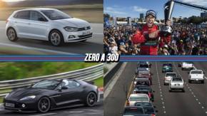 Novo Polo será lançado em 1º de setembro, Lucas Di Grassi é o campeão da Fórmula E, Aston Martin Vanquish ganha versão Speedster e mais!