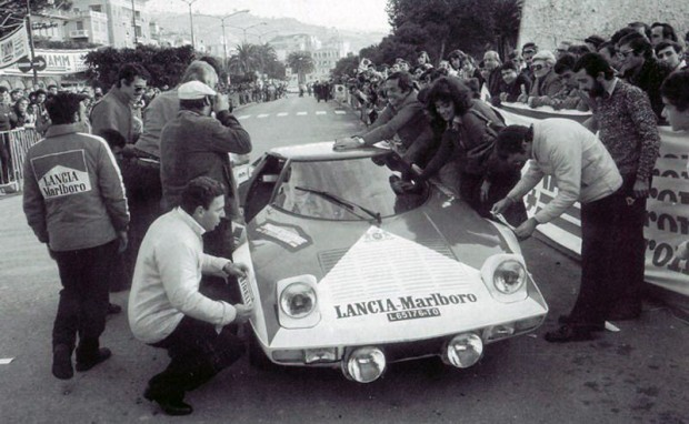 1974 Lancia Stratos Marlboro n.002 Munari-Mannucci 01° Sanremo 1974