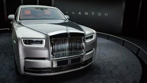 Novo Rolls-Royce Phantom: dois turbos para o V12, uma galeria de arte no painel e ainda mais luxuoso