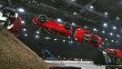 Afinal, como foi que o Jaguar E-Pace deu aquele salto parafuso no lançamento?