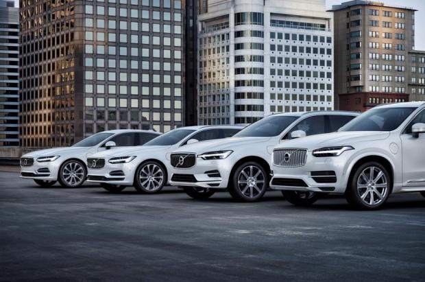 Volvo Cars' T8 Twin Engine Range