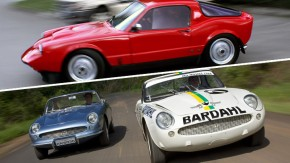 Fumaça azul e giro alto: os esportivos e carros de corrida com motor dois-tempos