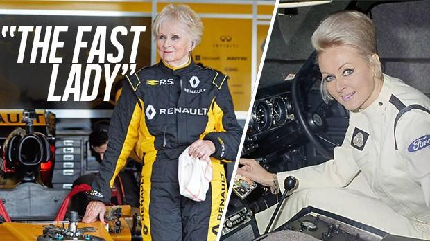 Rosemary Smith: a incrível história da estilista que virou piloto de rali