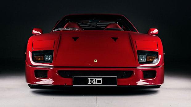 Os 30 anos da Ferrari F40: 14 fatos que fazem delaaFerrari mais incrível de todas