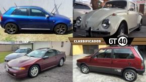 Audi S3 de 400 cv, um Eclipse com menos de 50.000 km, Fusca 73 1.500 e as novidades do GT40!