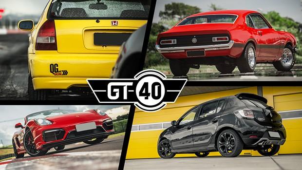 GT40-launch
