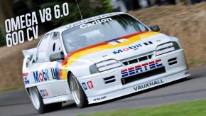 Thunder Saloon 6000: o Omega V8 que fez história nas pistas