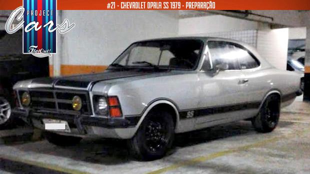 Project Cars #21: a despedida do meu Opala SS4 1979 (e a chegada do XR3)