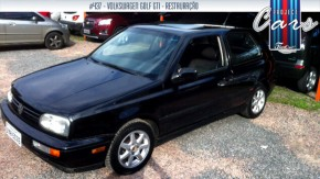 Como decidi salvar um Volkswagen Golf GTI mk3 1994