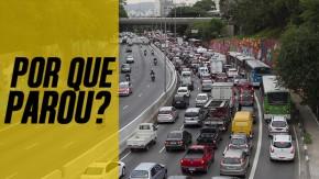 Por que o trânsito às vezesfica congestionado sem motivo aparente?