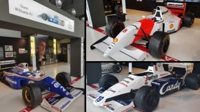 """Uma visita à exposição """"Ayrton Senna L'Ultima Notte"""" no Museu Lamborghini"""