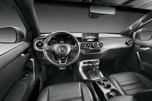 Mercedes-Benz X-Klasse, 2017