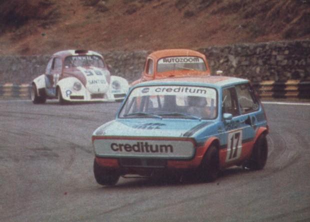 VW Brasilia nº 17 - Ingo Hoffmann