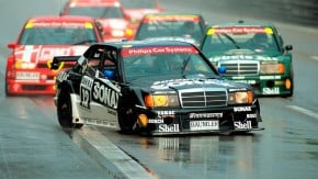 A história do Mercedes-Benz 190E Cosworth, o herói tardio do DTM