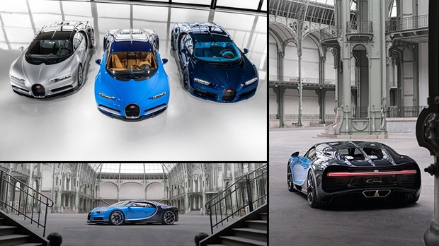 Já imaginou como é o processo de compra de um Bugatti Chiron?