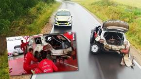 Veja como este Citroën DS3 do WRC foi reparado em 30 minutos (!)