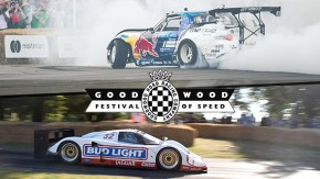 O que rolou de mais bacana no Goodwood Festival of Speed 2017