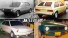 Como era o Volkswagen Gol antes de ser o Volkswagen Gol que conhecemos