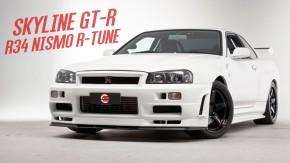 V-Spec II Nür Nismo R-Tune: os detalhes de um dos GT-R mais raros (e com o nome mais complicado) de todos os tempos