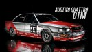V8 Quattro DTM: quando a Audi colocou uma limousine para vencer corridas