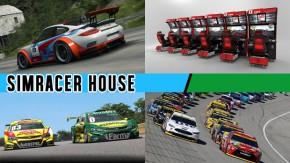 Porsche no RaceRoom, Super GT no SEGA Arcade Racer, Stock Car 2017 no Automobilista e muito mais!
