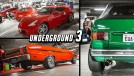 Underground 3: muscle, jdm, euro e nacionais unidos em Sorocaba – veja como foi o evento!