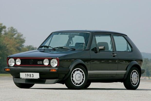 Der Volkswagen Ur GTI Pirelli von 1983
