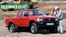 Volkswagen Taro: quando a Toyota Hilux virou uma picape alemã