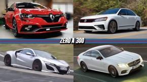 """Renault Megane RS """"vaza"""" antes do lançamento, Passat terá versão GT de 280 cv, Toyota Supra não terá câmbio manual e mais!"""