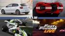 """Polo terá motor 1.0 aspirado, Ford GT ganha versão retrô em homenagem a Le Mans, """"Velozes e Furiosos"""" ao vivotem data de estreia e mais!"""