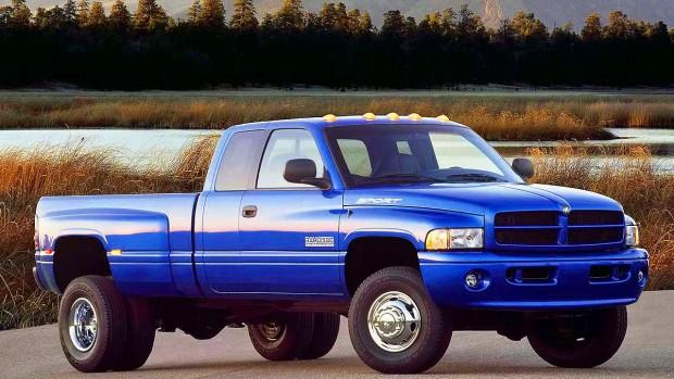 1994 Ram 3500 Club Cab 8.0 V10 300 hp