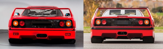 FerrariF40EuroUSRear