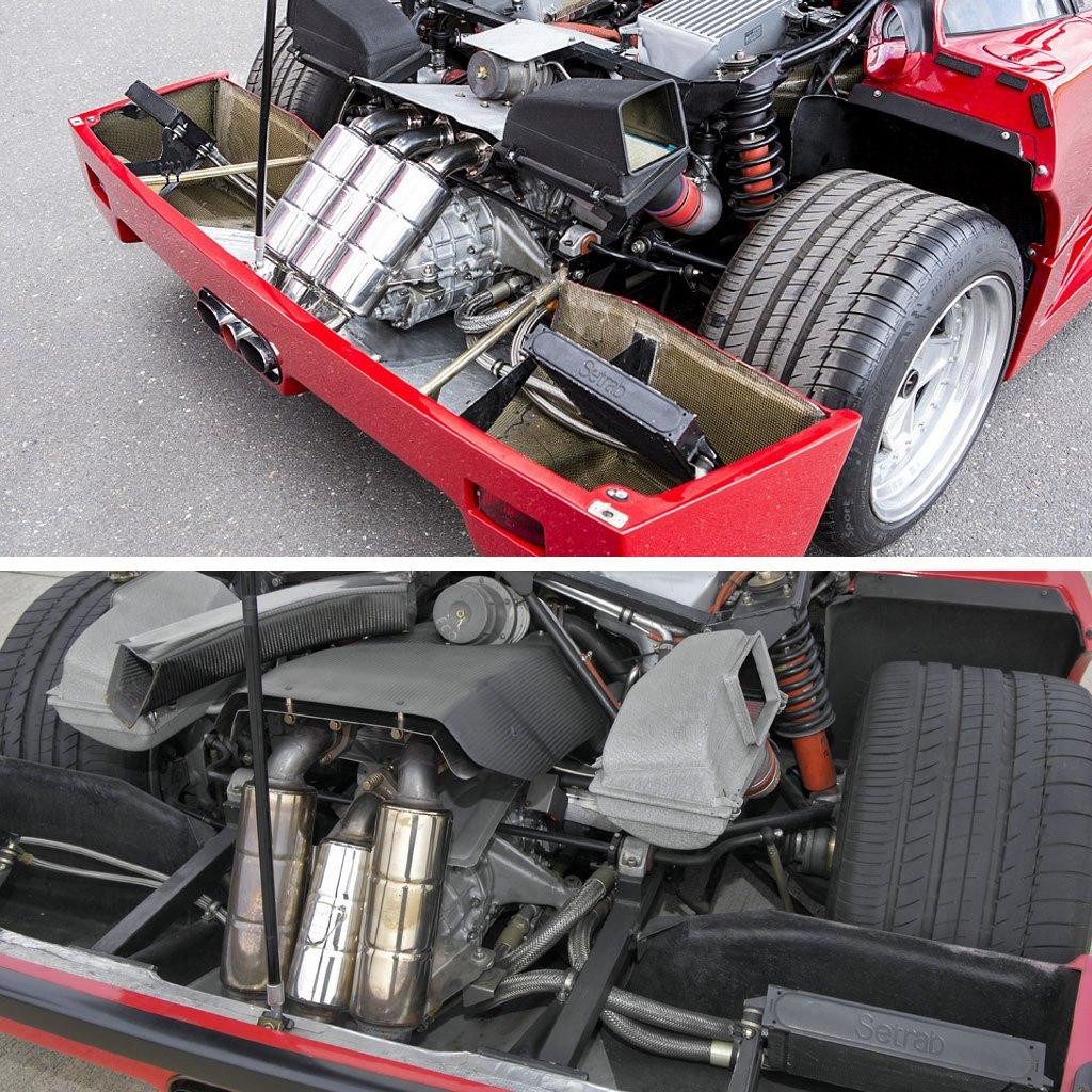 FerrariF40UsvsEuro