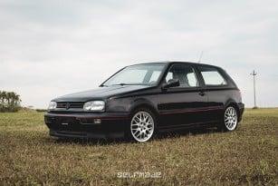 Golf Mk3 GTi 20 Anos (49)