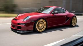 Cayman GTR: o 911 de motor central-traseiro que a Porsche (ainda) não fez