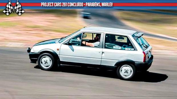 Project Cars #261: meu Citroën AX GTi está pronto e acelerando nas pistas!