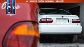 Honda Civic Supercharger: um trato no visual do Project Cars #51